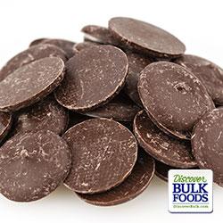 Dark Chocolate Coating Wafers